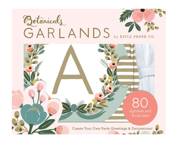 Botanical Garland by Rifle Paper Co.