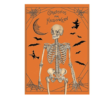 "Halloween Greetings 20"" x 28"" Sheet"
