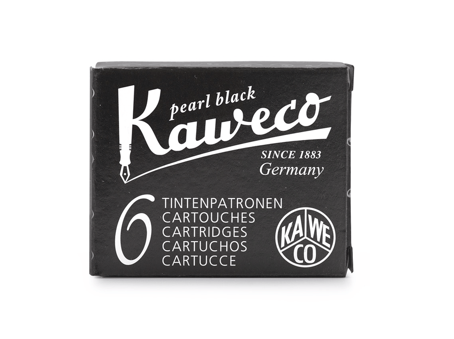 Kaweco Fountain Pen Ink Refills - 6 pack