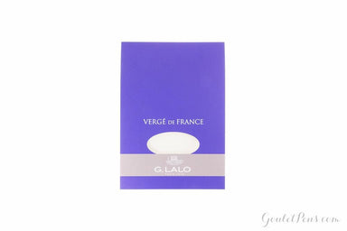 G. Lalo Verge de France A5 Tablet - Ivory (5.83 x 8.27)