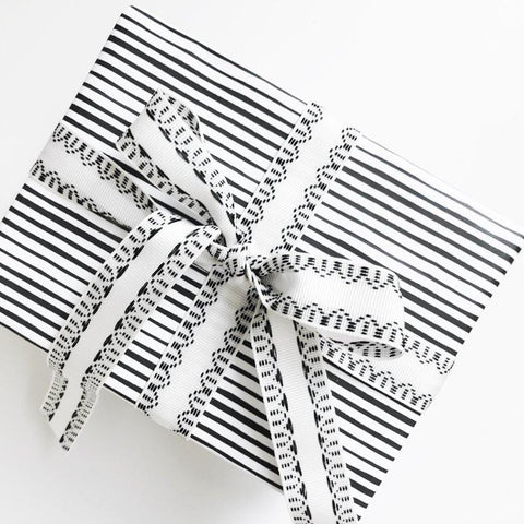 Stripes Gift Wrap - Roll