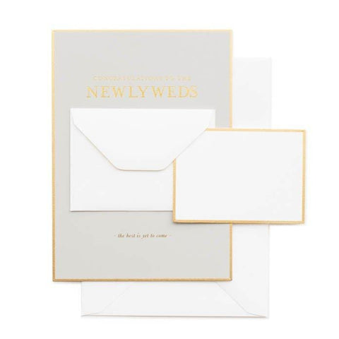 Tiny Wedding Message Card