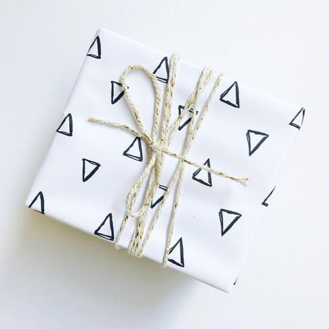 Triangle Gift Wrap - Roll