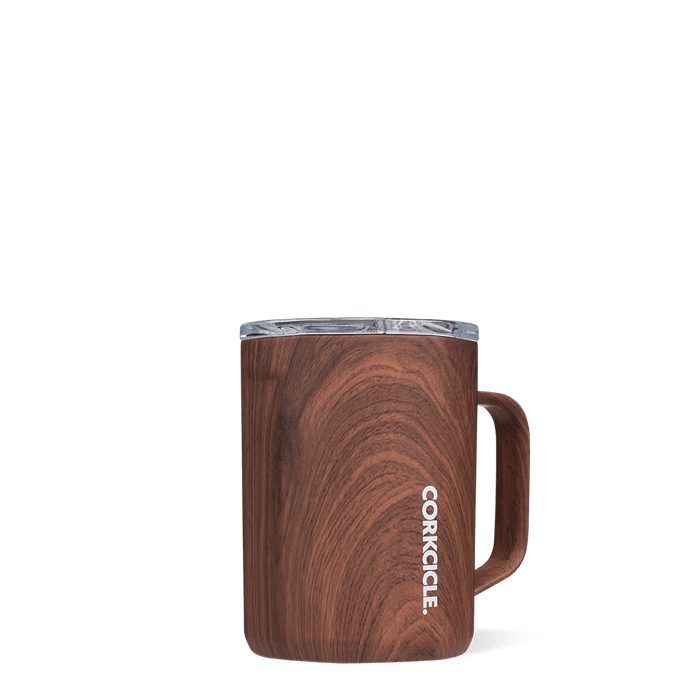 Corkcicle Walnut Mug 16oz