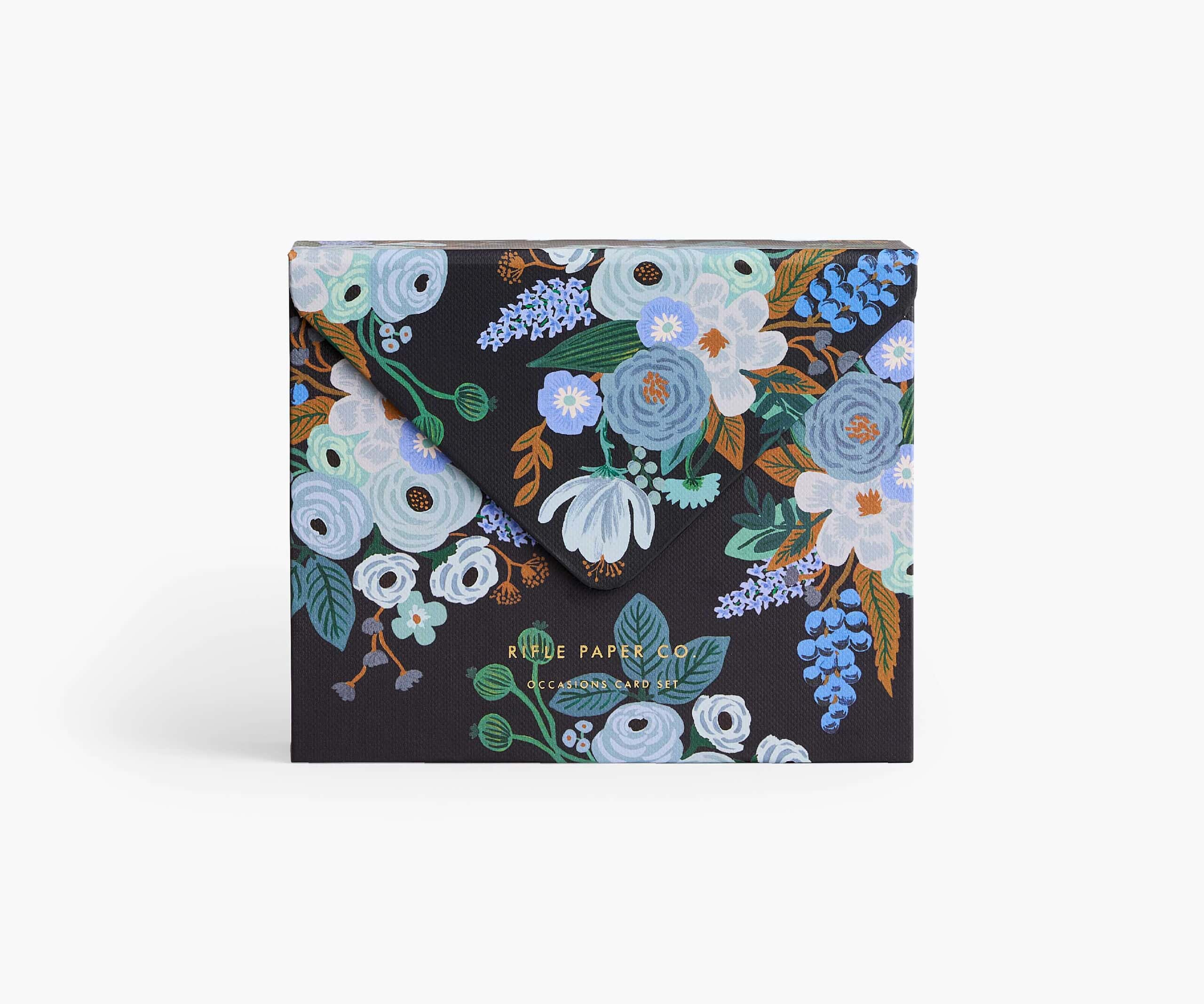 Mixed Floral Essentials Card Box