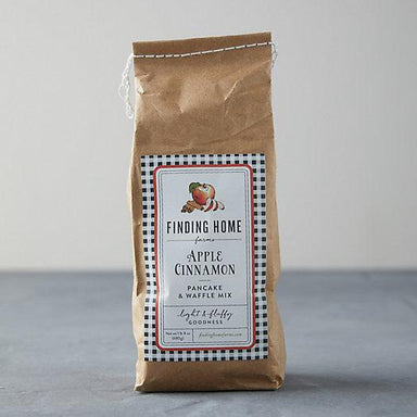 Apple Cinnamon Pancake & Waffle Mix Food and Beverage Finding Home Farms