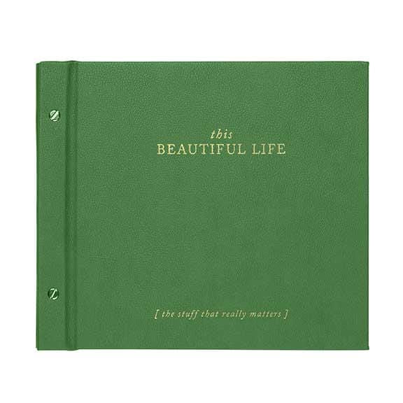 2-Up Post Bound Photo Album - This Beautiful Life