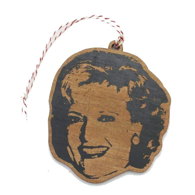 Golden Girls - Betty White Ornament