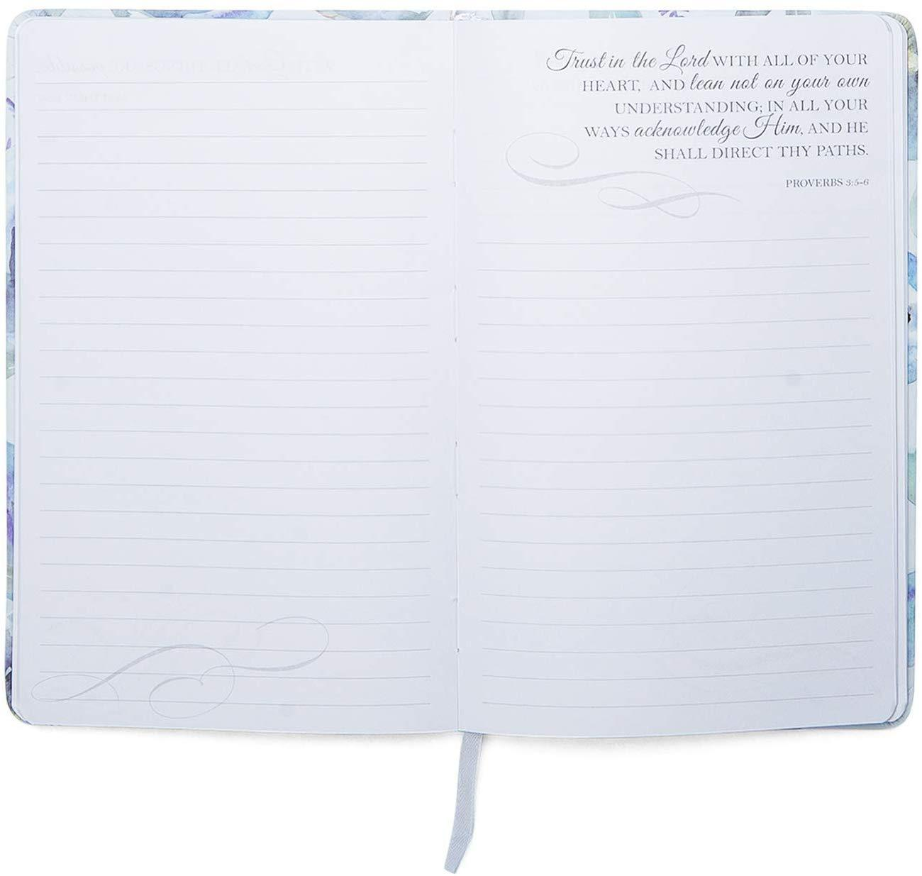 Bible Journal - Faith Can Move Mountains