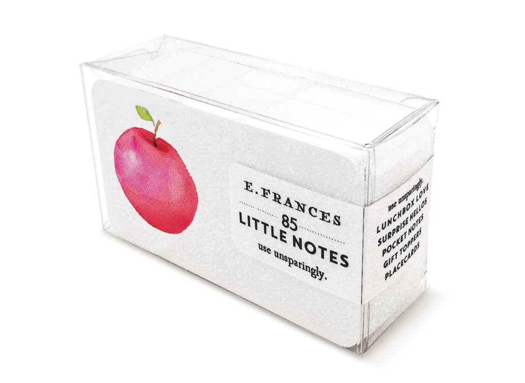 Big Apple Little Notes