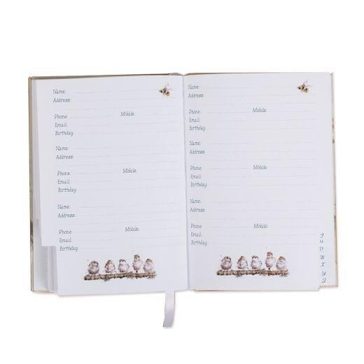 'Birds of a Feather' Address Book