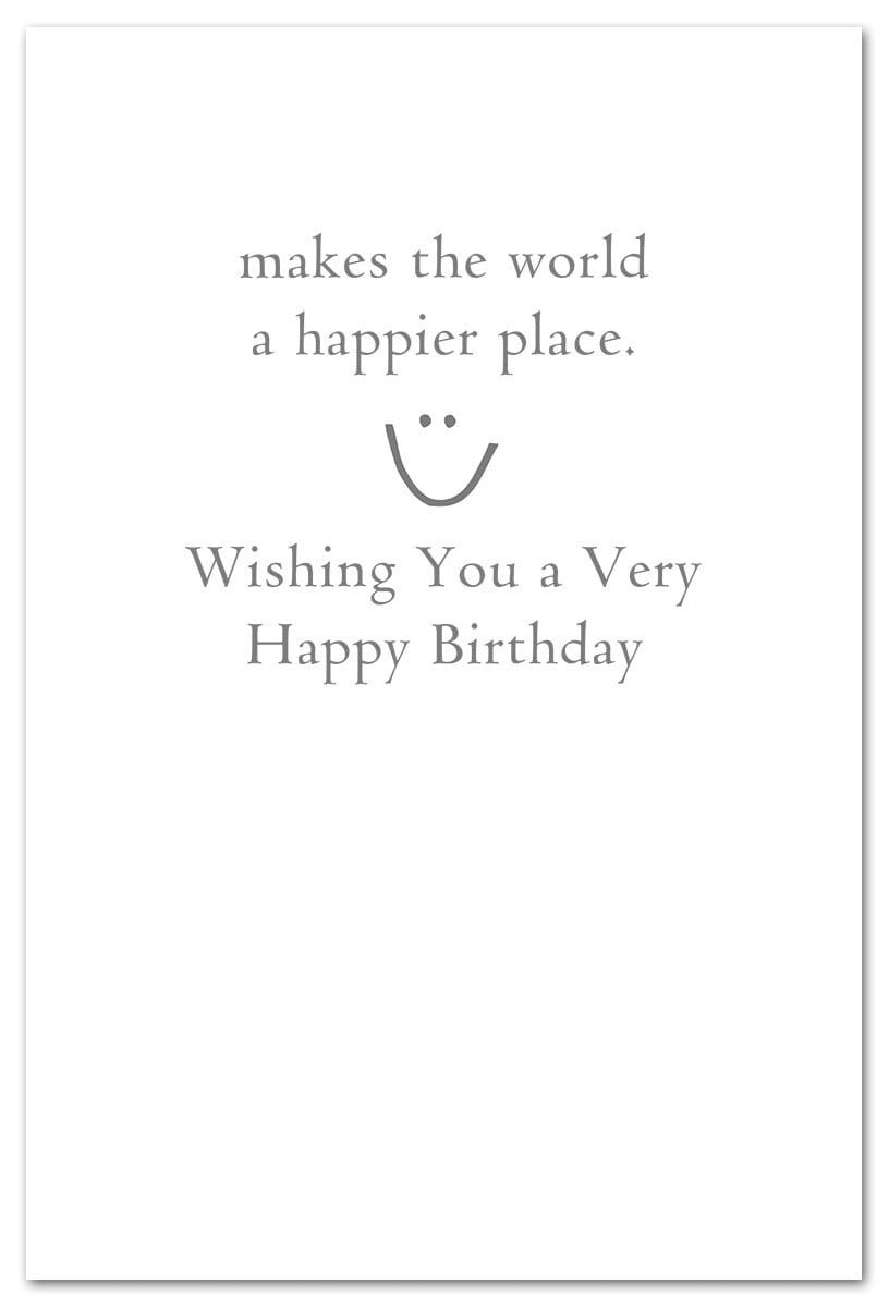 Blue Sneakers Birthday Card