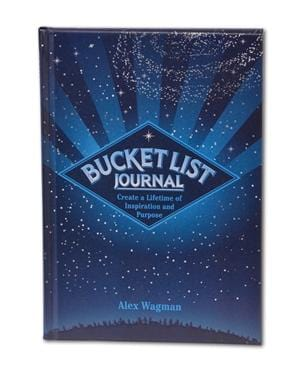 Bucket List Journal