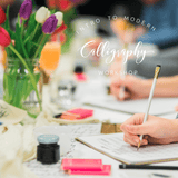 Introduction to Modern Calligraphy -10/14/18