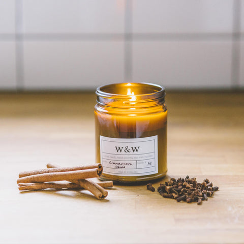 Cinnamon Chai - 9oz Pure Soy Wax Candle
