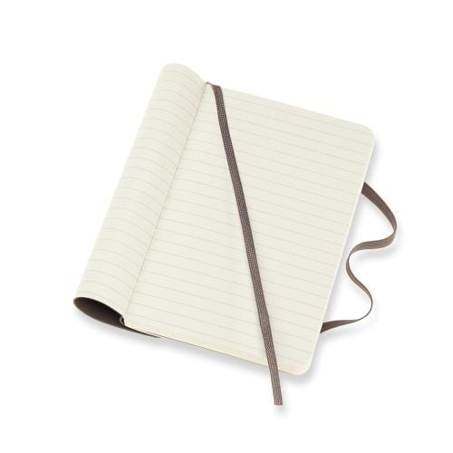 Moleskine Ruled Classic Pocket Notebook - Soft Cover
