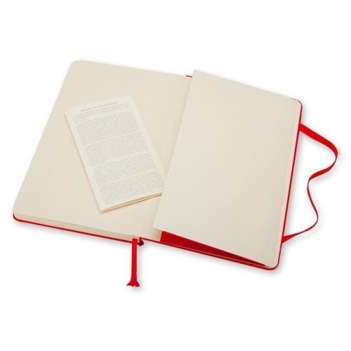 Moleskine Ruled Classic Pocket Notebook - Hard Cover