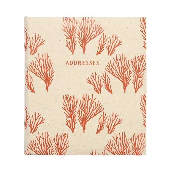 Coral Address Book