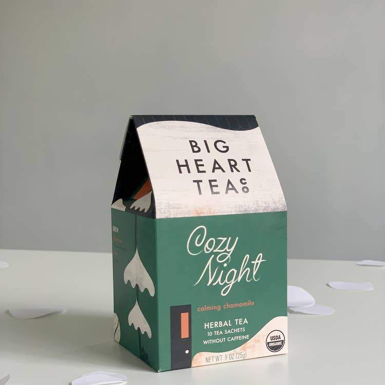 Cozy Night Tea Bags