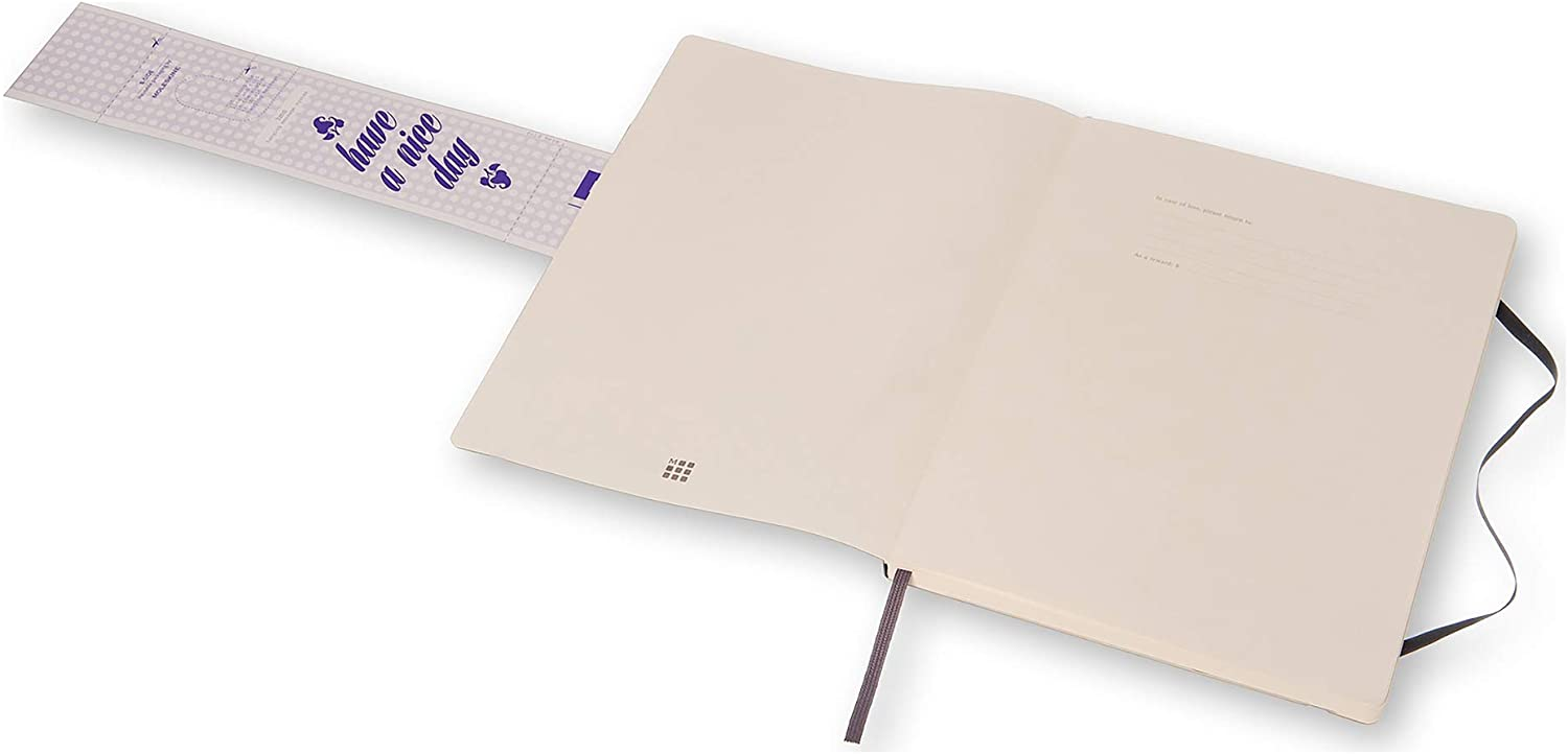 Moleskine Dotted Classic XL Notebook - Soft Cover