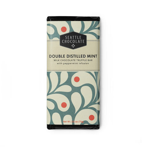 Double Distilled Mint Truffle Bar