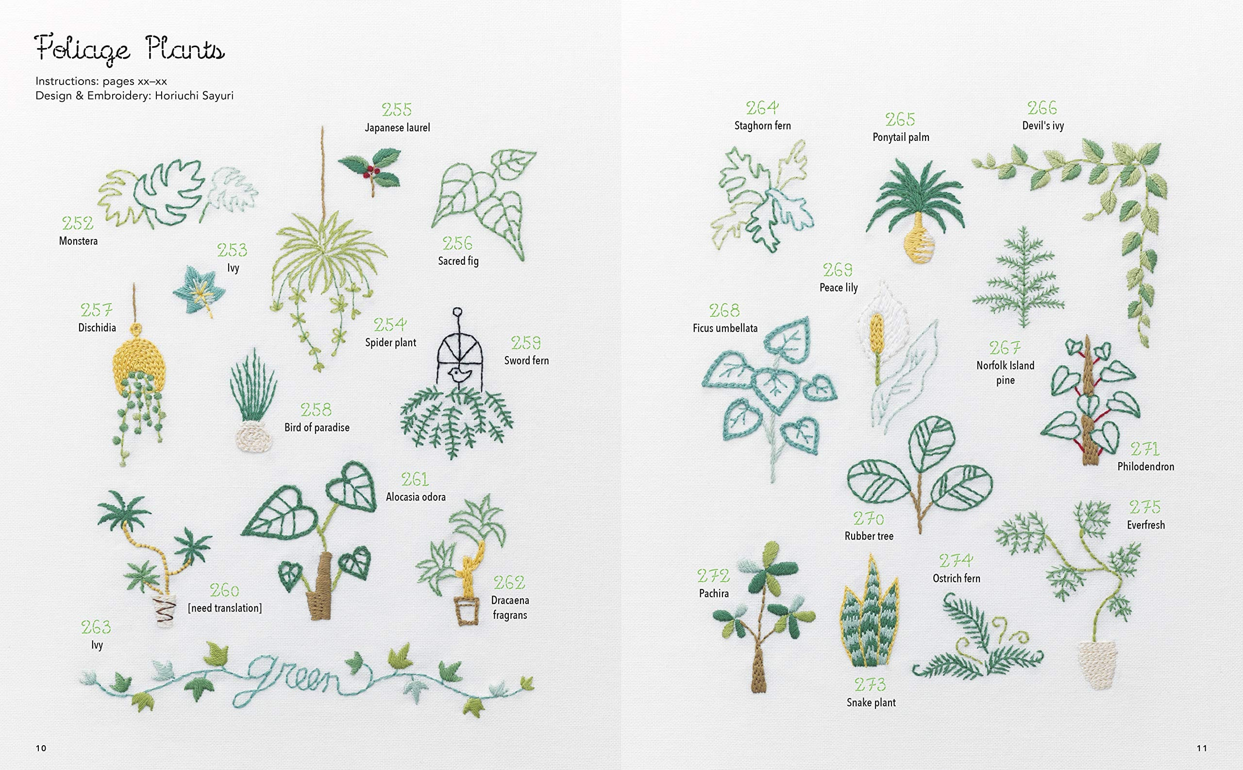 Plant Lady Embroidery: 300 Botanical Embroidery Motifs & Designs to Stitch