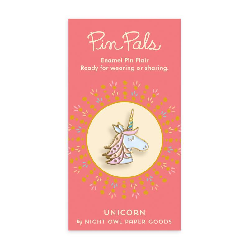 Pin Pals - Unicorn