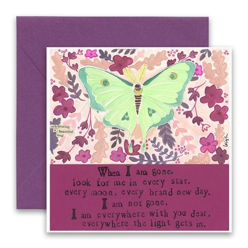 Beautiful Soul Greeting Card
