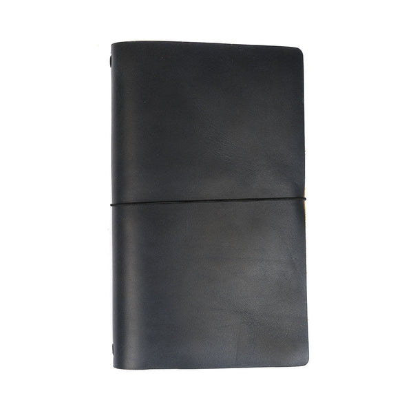 Expedition Leather Notebook - Ocean