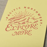 Explore More Notebook