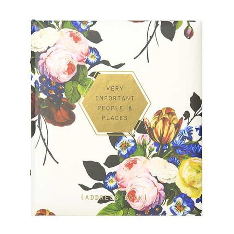 address books paper luxe