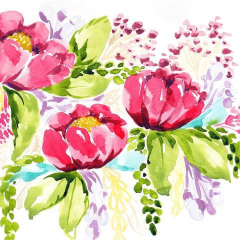 Watercolor Florals Workshop - 6/22/18