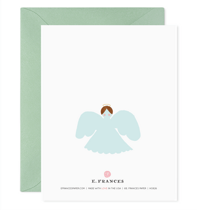 Folk Angel Boxed Card Set