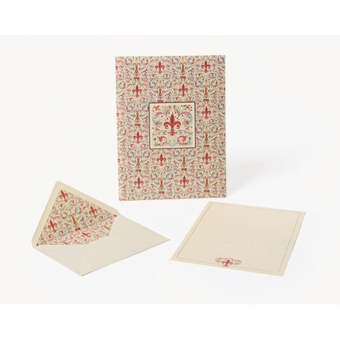 Giglio Italian Letter Writing Sheet Set