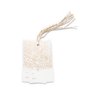 Champagne Gift Tags