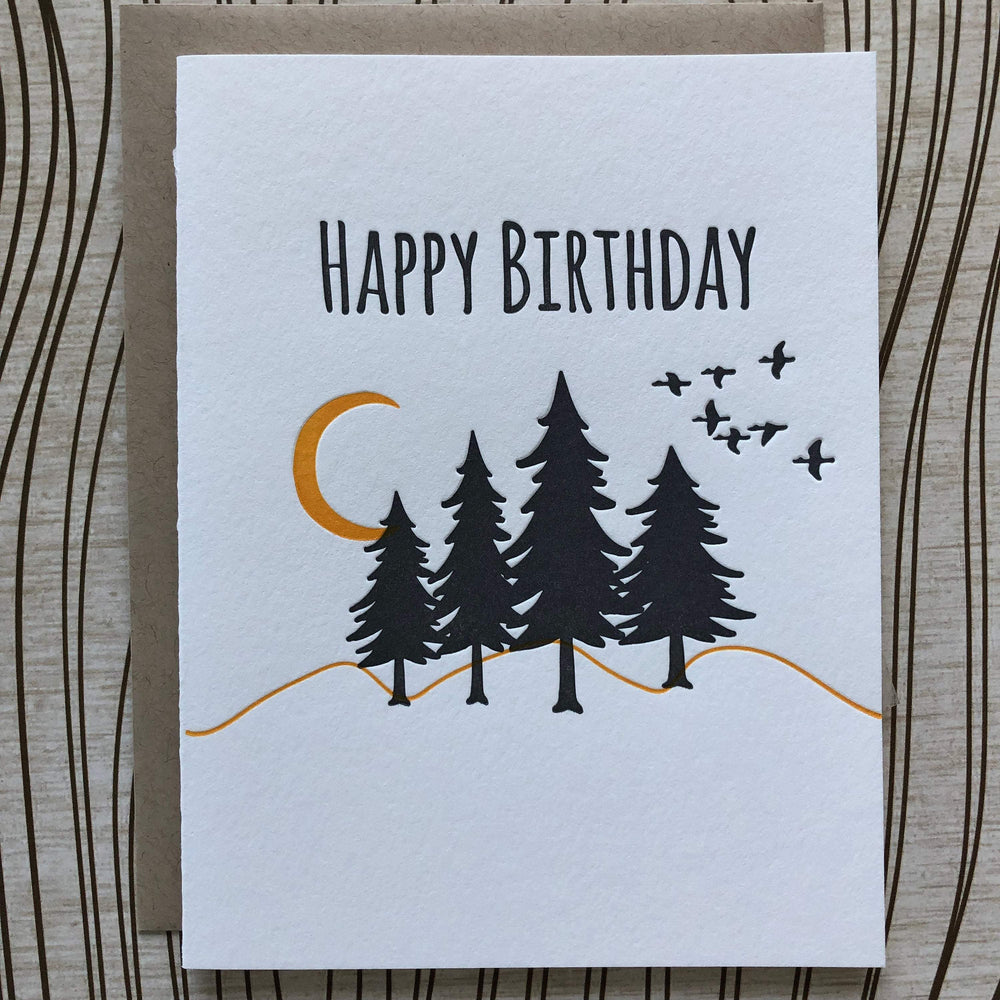 HB Great Outdoors Card