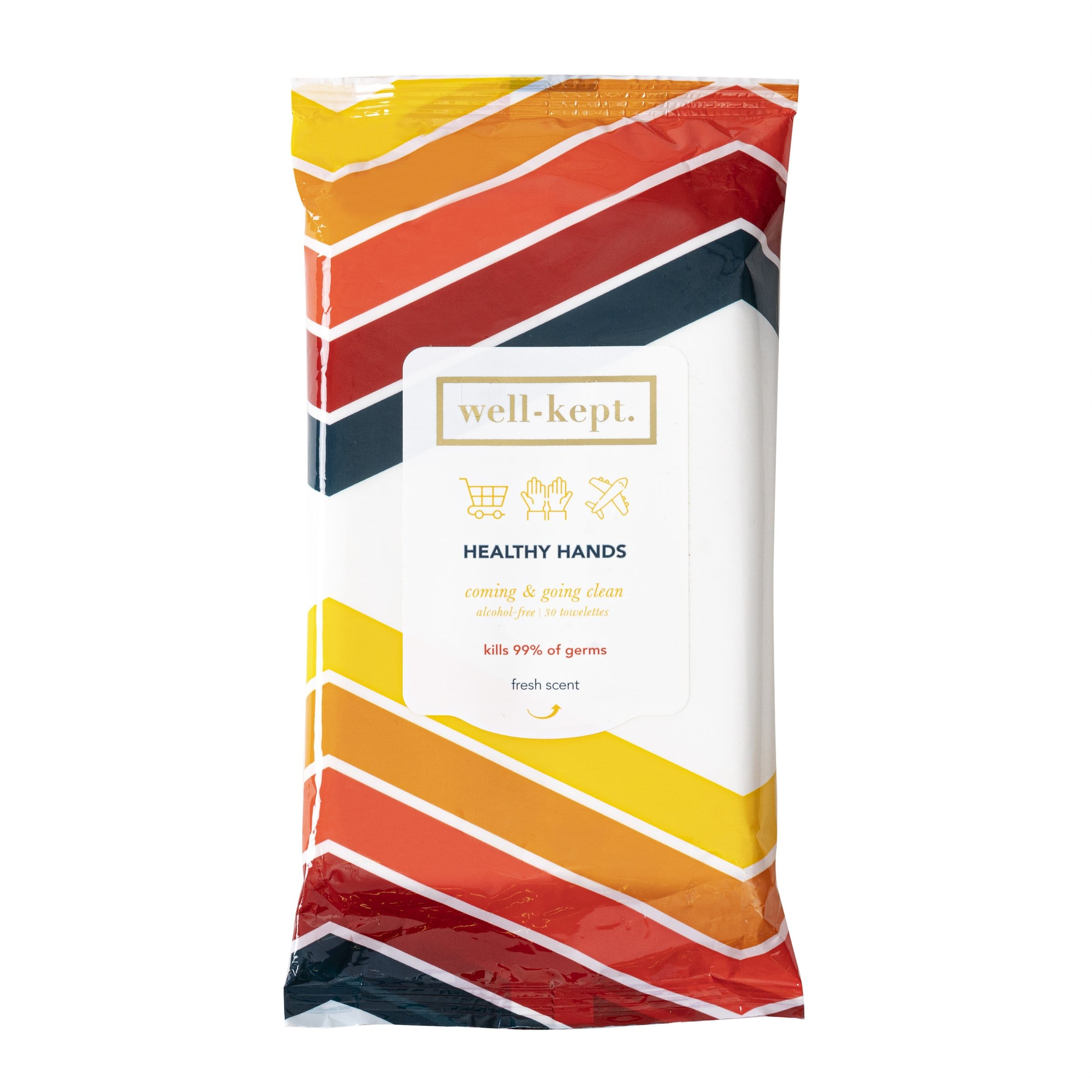 Healthy Hands Wipes