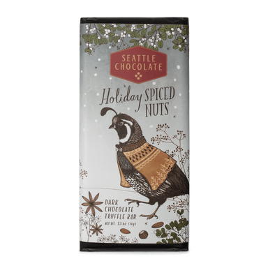 Holiday Spiced Nuts Truffle Bar