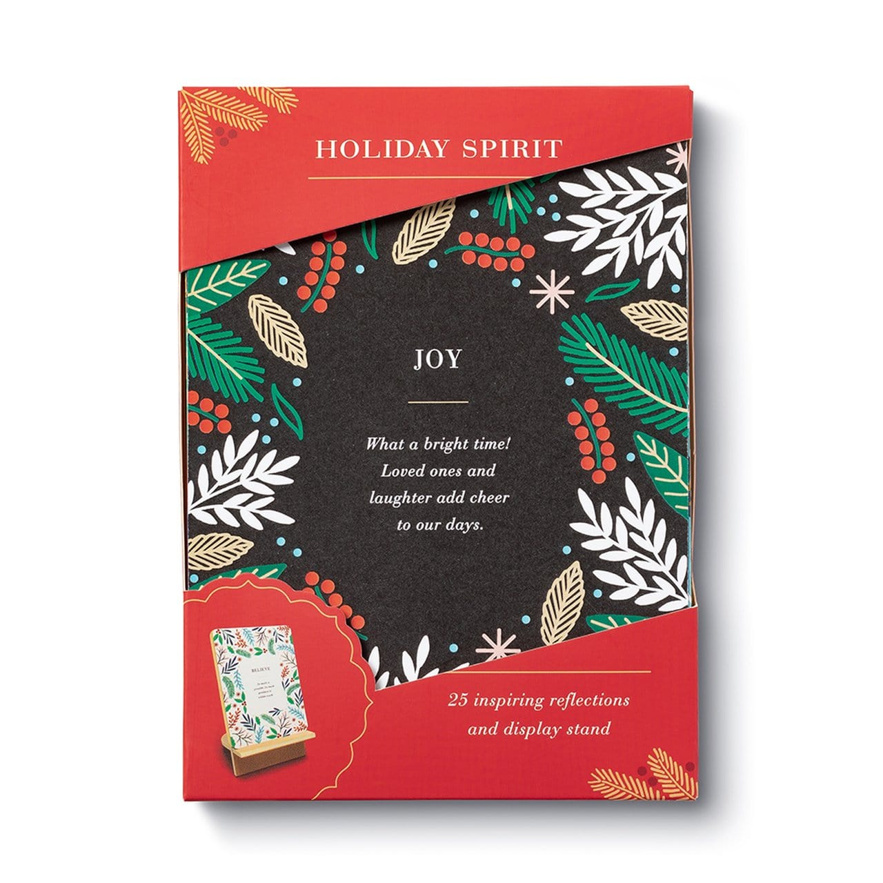 Holiday Spirit Inspiration Cards