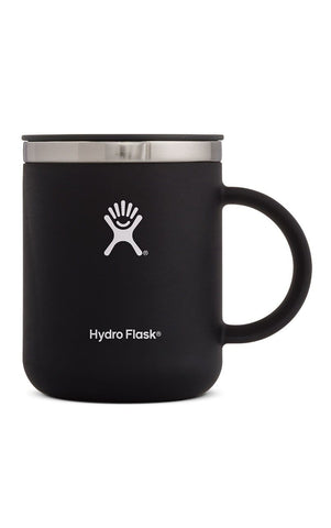 12 oz Coffee Mug - Black