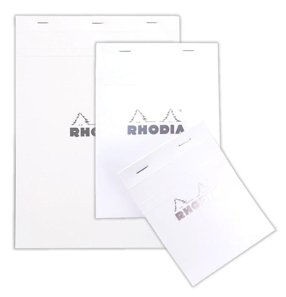 Top Stapled Rhodia Ice Pads - Graph