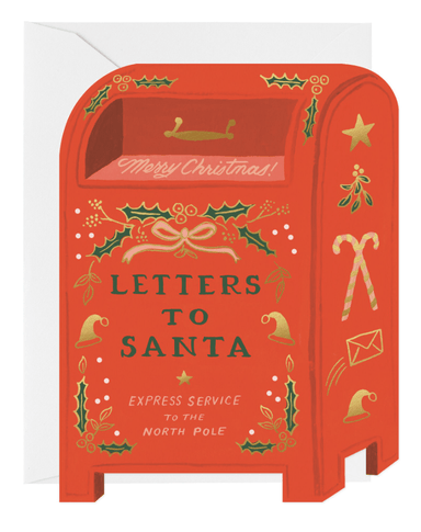 Letters to Santa Boxed Card Set