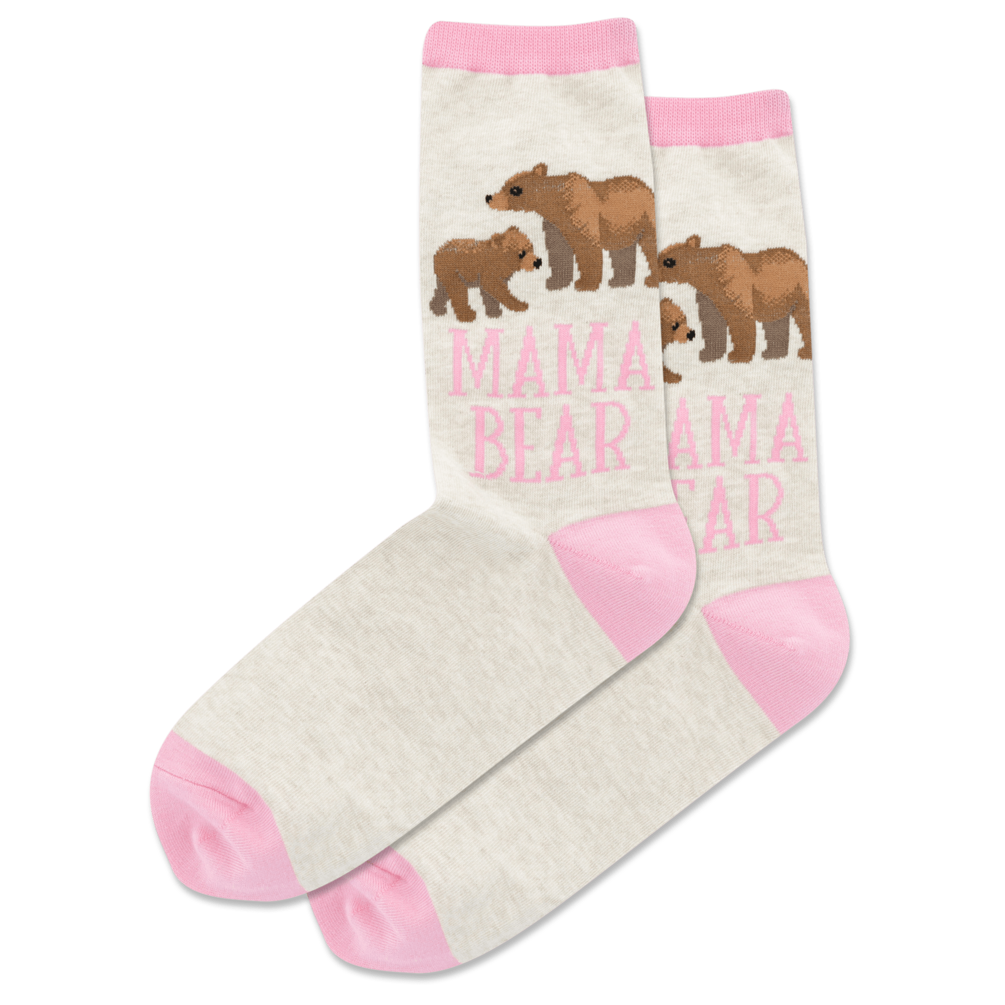 Women's Mama Bear Crew Socks