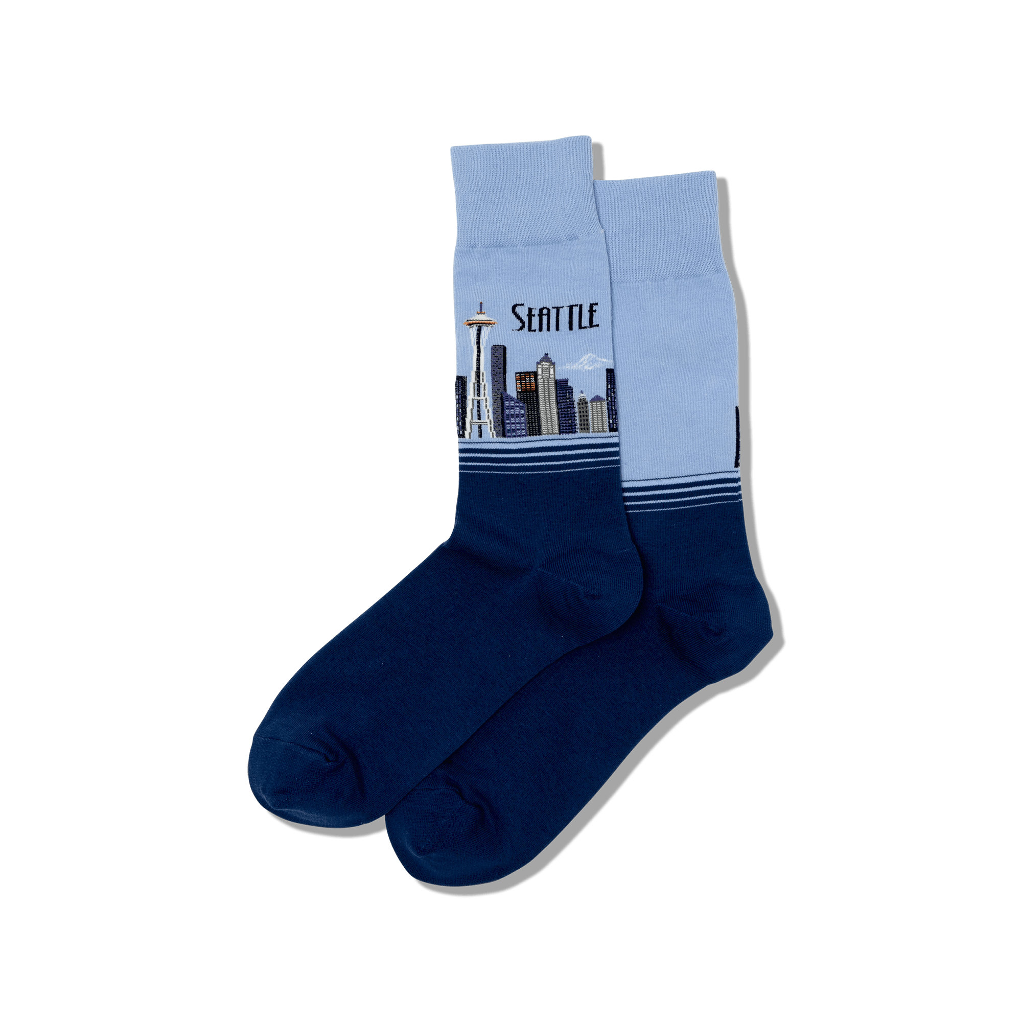 Men's Seattle Crew Socks