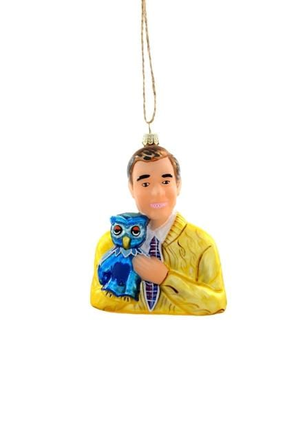 Mister Rogers Ornament