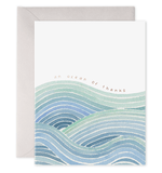 Ocean of Thanks Thank You Note Boxed Set