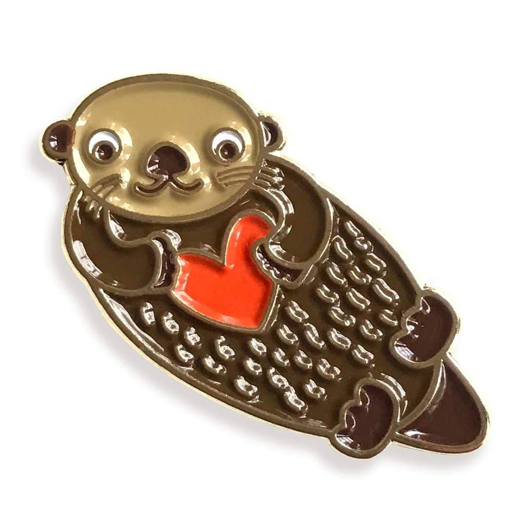 Pin Pals - Otter Love