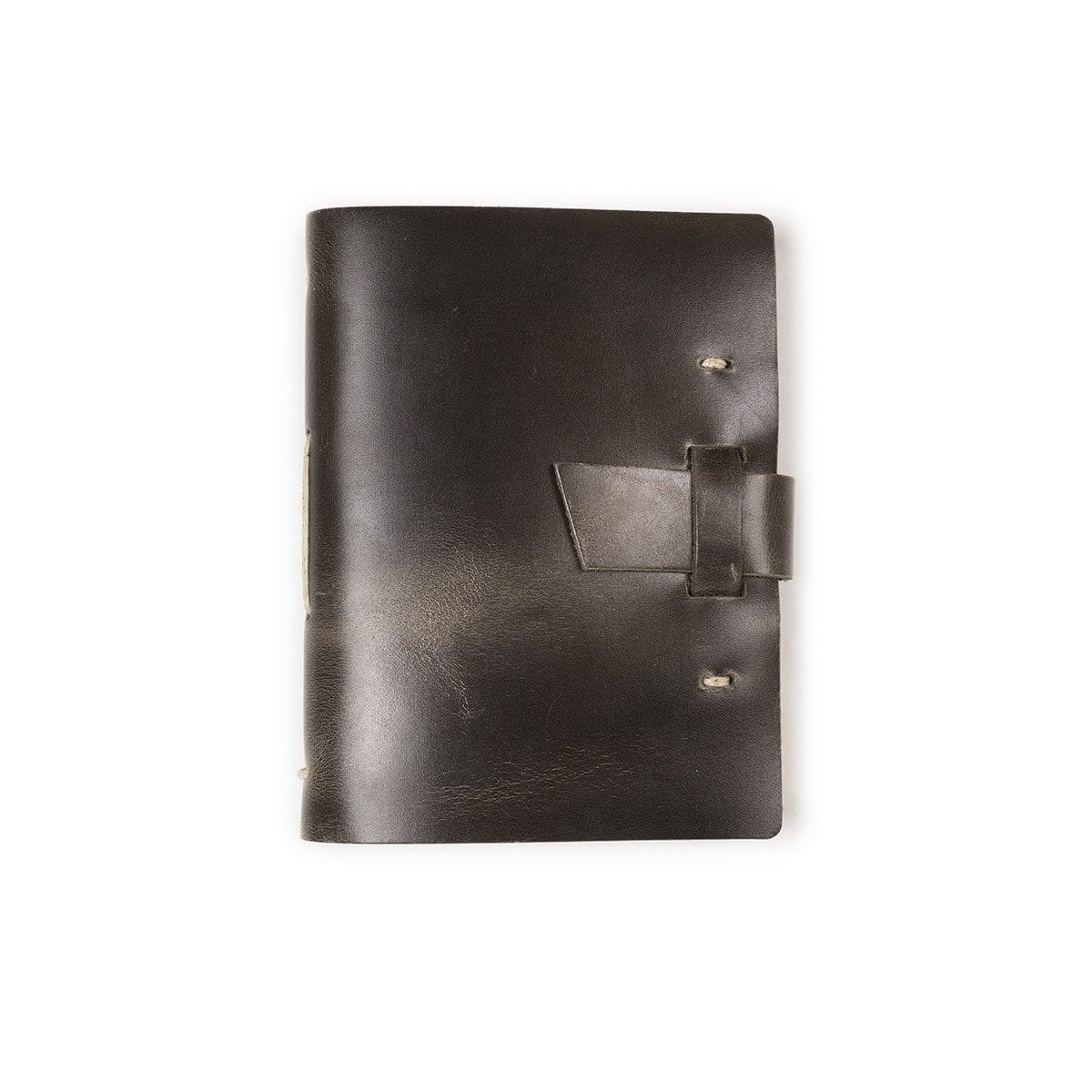 Parley Leather Journal - Charcoal