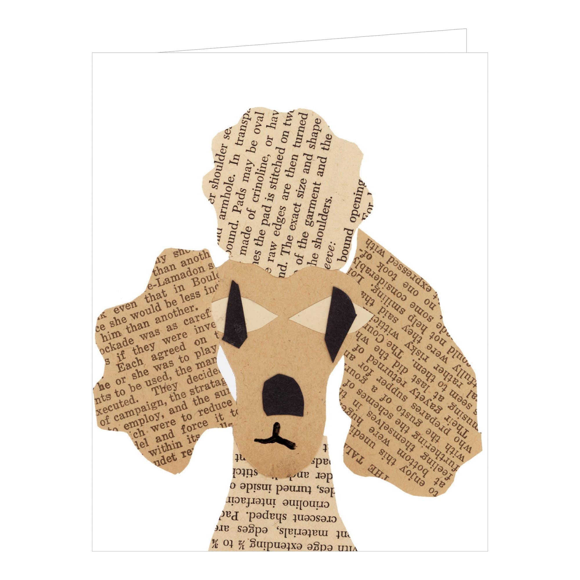 Paste Dogs Notecards