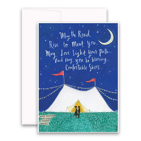 Path to You Greeting Card